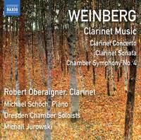 Weinberg: Clarinet Music