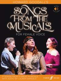 Howard Goodall's Songs from the Musicals for Female Voice