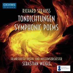 Strauss: Tondichtungen; Symphonic Poems