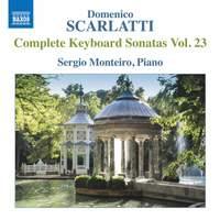 Domenico Scarlatti: Complete Keyboard Sonatas Vol. 23