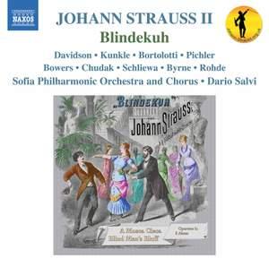 Johann Strauss II: Blindekuh (Blind Man's Buff)