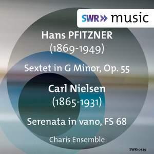 Pfitzner: Sextet, Op. 55 - Nielsen: Serenata in vano, FS 68
