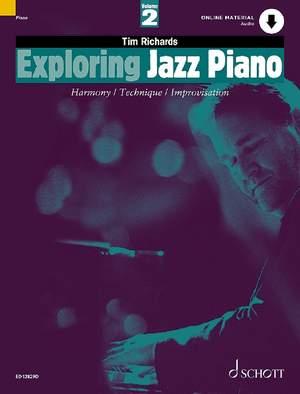 Exploring Jazz Piano   Vol. 2