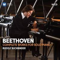 Beethoven: Complete Works for Solo Piano