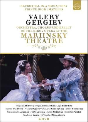 Three Russian Operas from The Kirov Opera