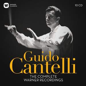 Guido Cantelli - The Complete Warner Recordings
