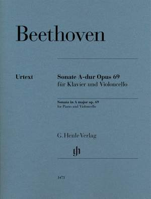 Beethoven: Sonata in A major op. 69