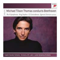 Michael Tilson Thomas Conducts Beethoven