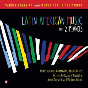 Latin American Music for 2 Pianos