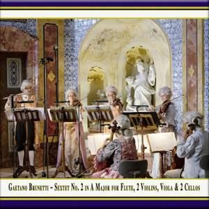 Brunetti: Sextet in A Major, Op. 1 No. 2 (Version for Flute, 2 Violins, Viola & 2 Cellos) [Live]