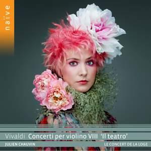 Vivaldi: Concerti per violino VIII 'Il teatro' Product Image