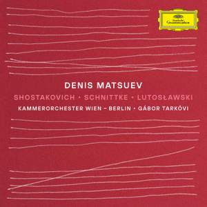 Shostakovich / Schnittke / Lutosławski