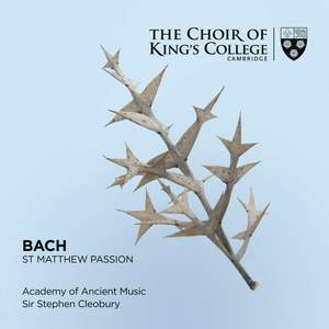 Bach: St. Matthew Passion Product Image