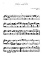Beethoven: Selected Piano Pieces: Early Intermediate to Intermediate Level Product Image