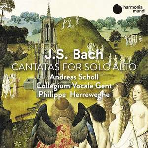 JS Bach: Cantatas for Solo Alto