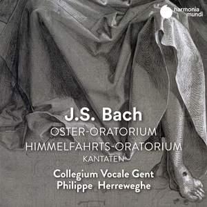 Bach: Oster-Oratorium. Himmelfahrts-Oratorium