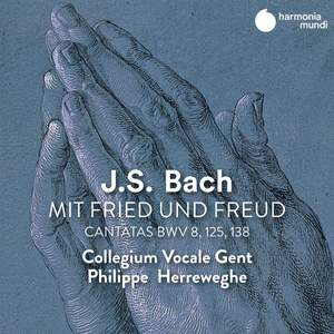 JS Bach: Cantatas BWV 8, 125 & 138