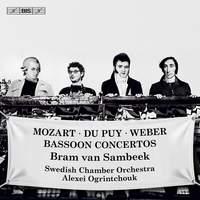 Mozart, Du Puy & Weber: Bassoon Concertos