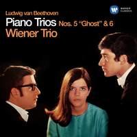 Beethoven: Pianos Trios Nos. 5 'Ghost' & 6