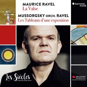 Ravel: La Valse & Mussorgsky: Tableaux d'une Exposition