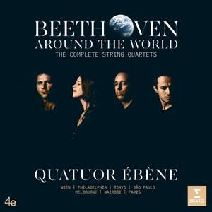 Beethoven: The Complete String Quartets Product Image