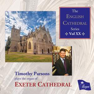 The English Cathedral Series Volume XX