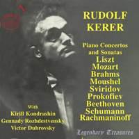 Rudolf Kerer, Vol. 1: Piano Concertos & Sonatas