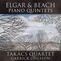 Elgar & Beach: Piano Quintets