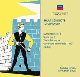 Boult Conducts Tchaikovsky