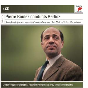 Boulez Conducts Berlioz