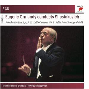 Eugene Ormandy Conducts Shostakovich