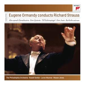 Eugene Ormandy Conducts Richard Strauss