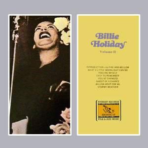 Billie Holiday Volume II