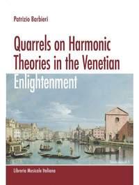 Patrizio Barbieri: Quarrels on Harmonic Theories