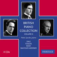 British Piano Collection Vol. 2