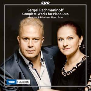 Rachmaninoff: Complete Works for Piano Duo Product Image