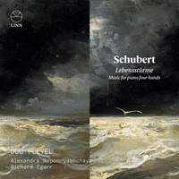 Schubert: Lebensstürme. Music for Piano Four-Hands