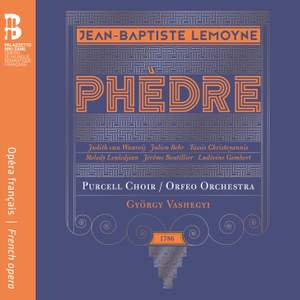 Jean-Baptiste Lemoyne: Phèdre