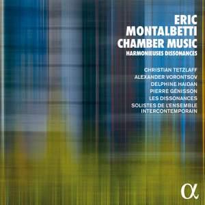 Eric Montalbetti: Chamber Music Product Image