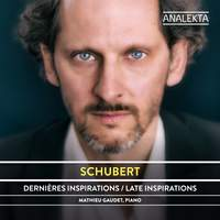 Schubert: The Complete Sonatas and Major Piano Works, Volume 2 - Late Inspirations