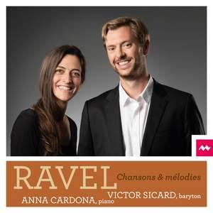 Ravel: Chansons et Mélodies Product Image