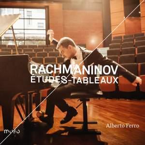 Rachmaninov: Etudes-Tableaux Product Image