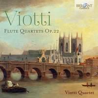 Viotti: Flute Quartets Op. 22