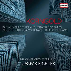 Korngold: Orchestral Works