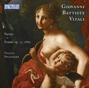 Vitali: Partite; Sonate, Op. 13 1669 Product Image