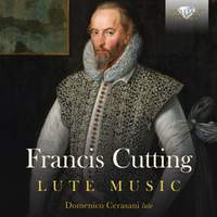 Francis Cutting: Lute Music