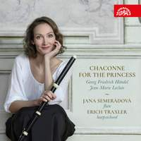 Chaconne For The Princess – Music by Handel & Leclair
