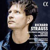 Strauss: Also sprach Zarathustra, Don Juan, Till Eulenspiegel
