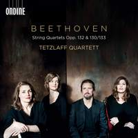 Beethoven: String Quartets Nos. 13 & 15