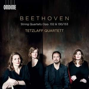 Beethoven: String Quartets Nos. 13 & 15